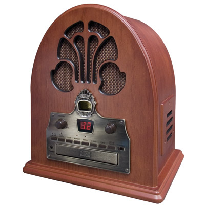 Old Fashioned Antique Style Radios And Phonographs Low