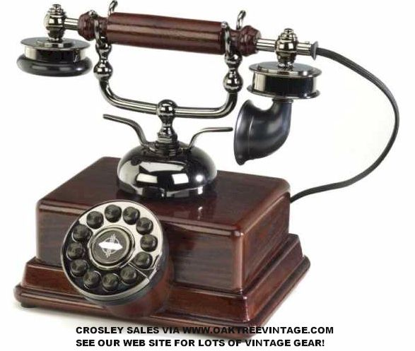 Old Fashioned Telephones 101
